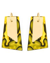 Wouters & Hendrix - Black 'playfully Precious' Earrings - Lyst