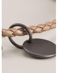 Bottega Veneta - Natural Intrecciato Bracelet - Lyst