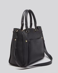 See By Chloé Black Satchel Keren Small