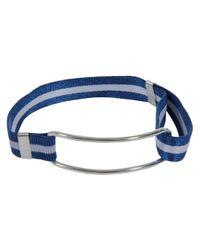 Gilbert Gilbert   Boucle Blue Bracelet for Men   Lyst