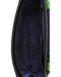 Pour La Victoire - Green Yves Alsace Cross Body Bag - Lyst