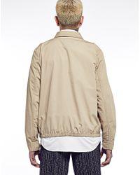 Vans | Natural Station Lightweight Twill Jacket for Men | Lyst