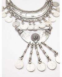 Free People - Metallic Desperado Collar - Lyst