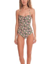 Tori Praver Swimwear - Multicolor Tori Praver Lucy Full Nirvana Neon Swimsuit - Lyst