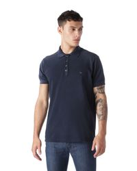 DIESEL - Blue T-hamall for Men - Lyst