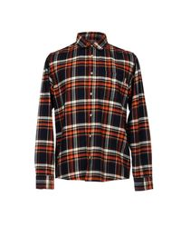 Carhartt - Red Shirt for Men - Lyst