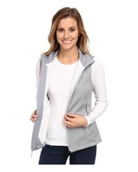 The North Face - Gray Canyonwall Vest - Lyst