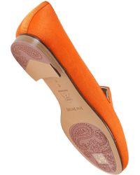 Jon Josef - Monkey Loafer Orange Fabric - Lyst