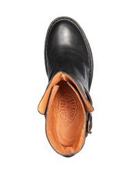 Fiorentini + Baker - Black Leather Nolita Ankle Boots - Lyst