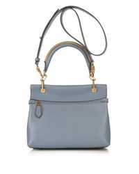 Max Mara Blue Leda Cross-Body Bag