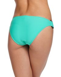 Heidi Klein - Blue Sitges Rectangle Hipster Bikini Bottom - Lyst