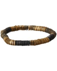 Chan Luu Multicolor 3-pack Sequin Stretch Bracelet