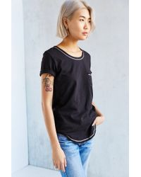 Truly Madly Deeply | Black Sahara Tee | Lyst