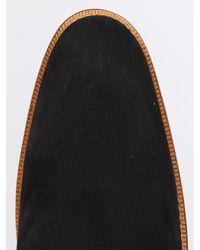 Church's Blue Sahara Suede Desert Boots for men