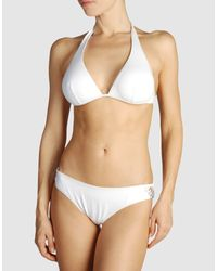 Vanda Catucci - White Bikini - Lyst