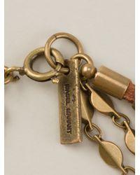 Isabel Marant - Metallic Okura Street Bracelets - Lyst