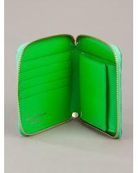Comme des Garçons | Green Leather Purse | Lyst