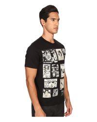 Haculla | Black Patchwork Cotton-jersey T-shirt for Men | Lyst
