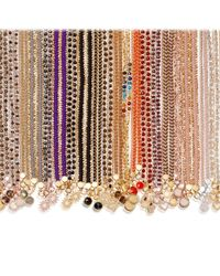Astley Clarke | Planet Of Dreams Friendship Bracelet, Women's, Pink | Lyst