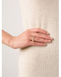 Kelly Wearstler | Metallic 'mina' Ring | Lyst