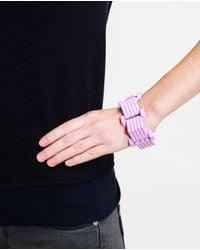Ambush - Purple Grill Bracelet - Lyst