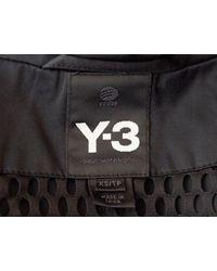 Y-3 Black Nylon Jacket