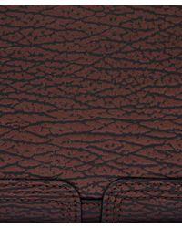 3.1 Phillip Lim | Red Black Pashli Wallet | Lyst