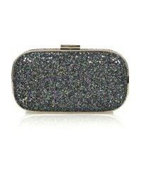 Anya Hindmarch | Multicolor Marano Glitter Clutch | Lyst
