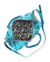 Marc By Marc Jacobs | Blue Medium Fast Bag | Lyst