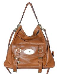 Mulberry | Brown Alexa Hobo Bag | Lyst