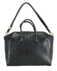 Givenchy - Black Antigona Medium Grain Boston Bag - Lyst