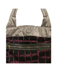 Marc By Marc Jacobs | Gray Reed Nylon Q Mabel Tote Bag | Lyst