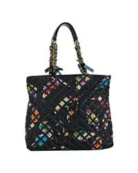 Marc Jacobs - Black Fabric and Leather Parrot Tote - Lyst