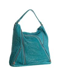 Marc By Marc Jacobs | Blue Zipper Bag | Lyst