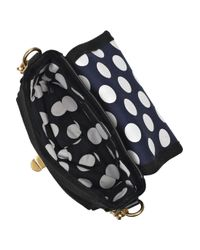 Marc By Marc Jacobs Black Embellished Dot Perfect Purse