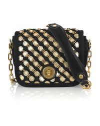 Marc By Marc Jacobs - Black Embellished Dot Perfect Purse - Lyst