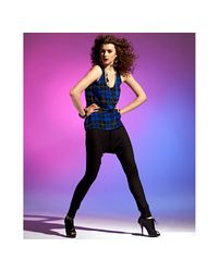 Dior - Black Mesh Corset Peep Toe Booties - Lyst