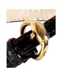 Gucci | Black Patent Leather Platform Pumps | Lyst