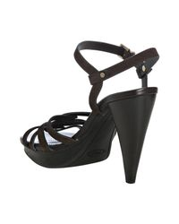 Tod's - Brown New Sasha Sandals - Lyst