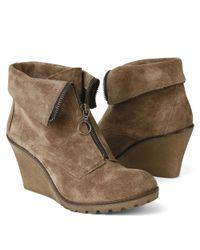 Carvela Kurt Geiger   Brown Sloane Camel Ankle Boots   Lyst
