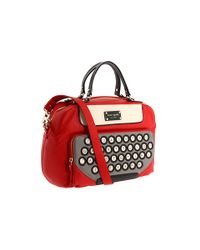 kate spade new york | Red New York All Typed Up Clyde Crossbody Satchel | Lyst