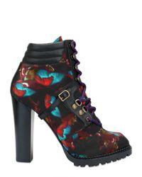 Nicholas Kirkwood | Black 120mm For Erdem Boots | Lyst