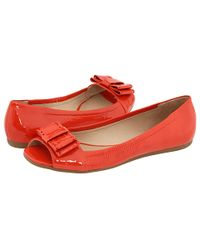 kate spade new york | Red Bow | Lyst