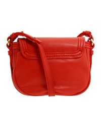 Marc By Marc Jacobs - Red Totally Turnlock Bell Small Crossbody Bag - Lyst
