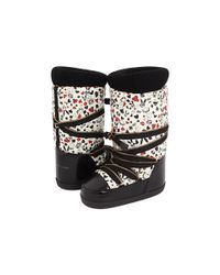 Marc By Marc Jacobs | White Printed Snow Boot | Lyst
