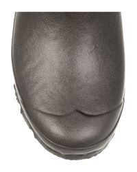 HUNTER Black Berkley Tall Wellington Boots
