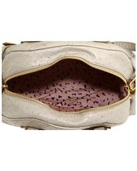 Marc By Marc Jacobs | Natural Ozzie Baby Aiden Bowler Bag | Lyst