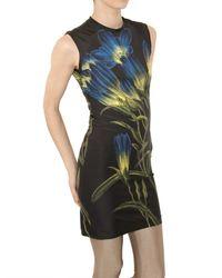 Christopher Kane | Black Bluebell Lycra Dress | Lyst