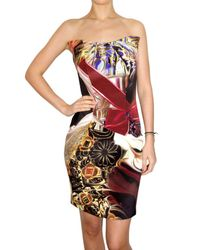 Mary Katrantzou | Multicolor Havey Crepe Boman Dress | Lyst