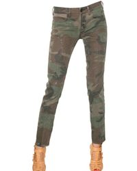 Notify Green Crystal Lovers Limited Edition Jeans